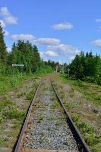 Kein Zug weit und breit