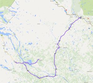 2015-07-30 Karesuando bis Kiruna