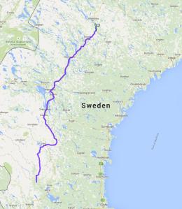 2015-08-11 Meselefors bis Aelvdalen