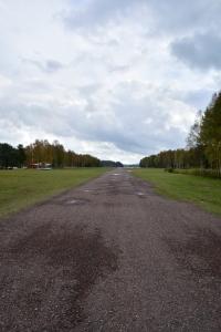 Line-up runway 16R