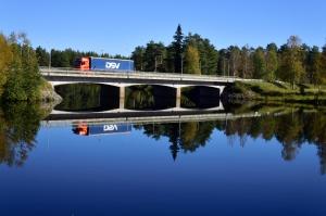 Die E45 in Sveg