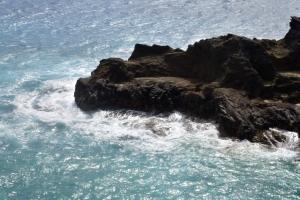 Ein Felsen... vielleicht