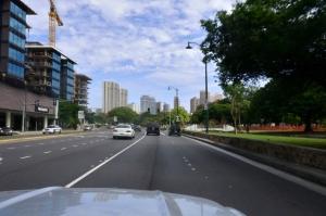 Richtung Waikiki