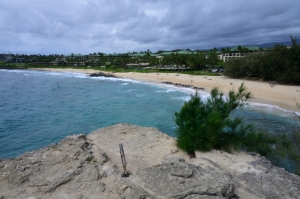 Nochmals Shipwreck Beach