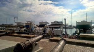 Alter Hafen von Lahaina