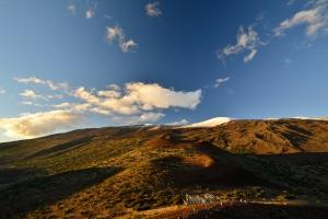 Mauna Kea: Da wollten wir hin. Weitere fast 4'000 Fuss Höhenunterschied