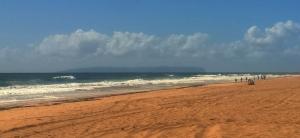 Ni'ihau Insel (guggst Du Horizont)