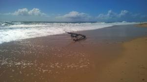 Strand vor der Haustüre