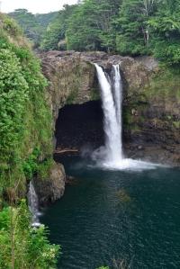 Rainbow Falls bei Hilo