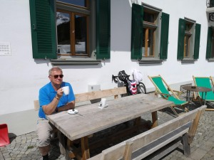 Capucino im Nationalpark