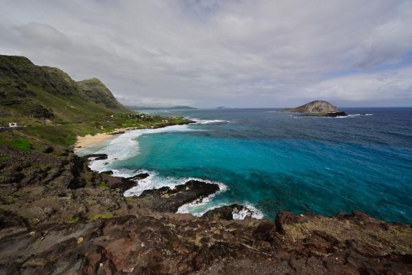 Makapu'u scenic lookout